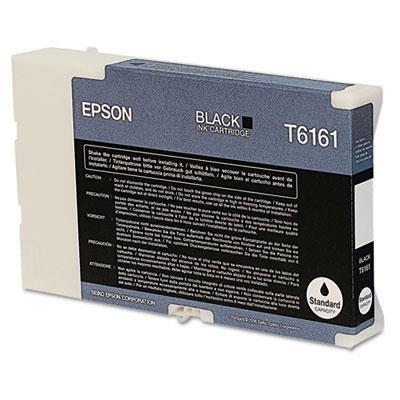 Epson Black Ink Cartridge, 3000 Yield (C13T616100)