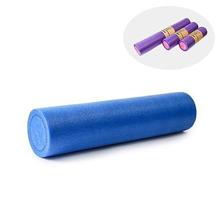 Amazon.com : Solid Foam Roller Massage Yoga Roller Various ...