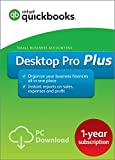 QuickBooks Desktop Pro Plus 2017 Small Business Accounting Software [PC Download]