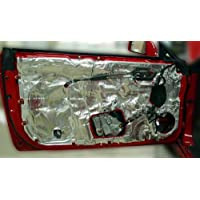 Corvette Door Insulating / Dampening by HushMat