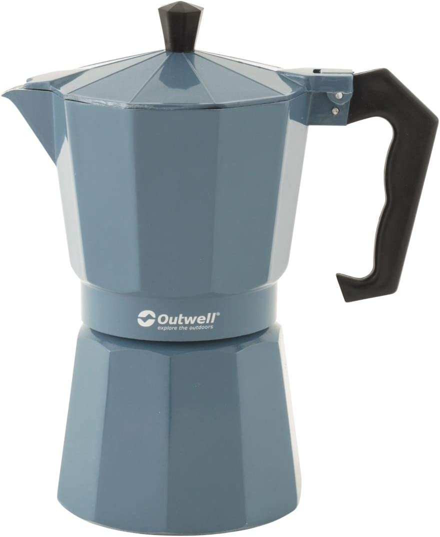 Outwell 650933 - Cafetera Italiana: Amazon.es: Coche y moto