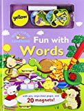 img - for Wipe-Clean: Fun with Words: With Pen, Wipe-Clean Pages, and 20 Magnets! (Wipe-Clean Learning Books) book / textbook / text book