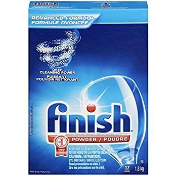 Amazon.com: Finish Classic - Detergente en polvo para ...