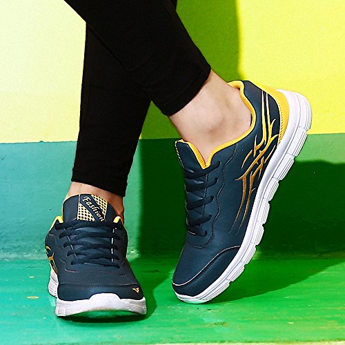 Ben Sports blu Scarpe da corsa da uomo