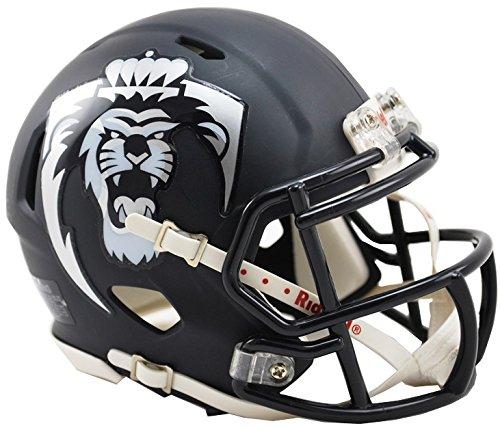 s Riddell Speed Mini Replica Alternate Football Helmet (Dominion Football)
