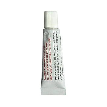 Eficaz adhesivo de reparación permanente de PVC hinchable ...