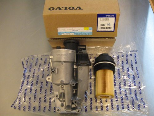 GENUINE VOLVO 31338685 Oil Filter Housing