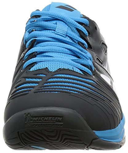 BABOLAT SFX2 All Court Schuhe Herren, Schwarz/Blau, 40.5