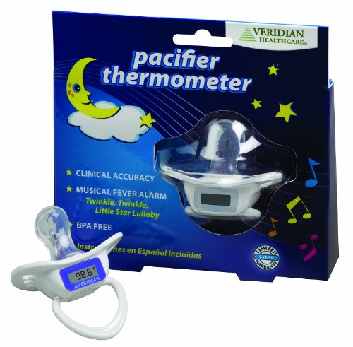 Veridian 08-370 Digital Pacifier Thermometer