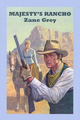 Majesty's Rancho (Sagebrush Westerns) ebook