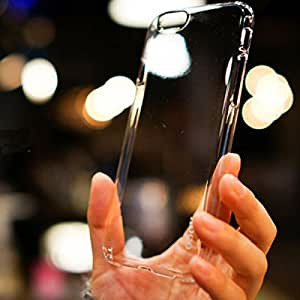 Ultra Thin Hot Sales! Transparent Case For iphone 6 4.7inch Slim Hard Clear Phone Back Cover For iphone 6 Plus 5.5inch --- Color:Clear For iphone 6