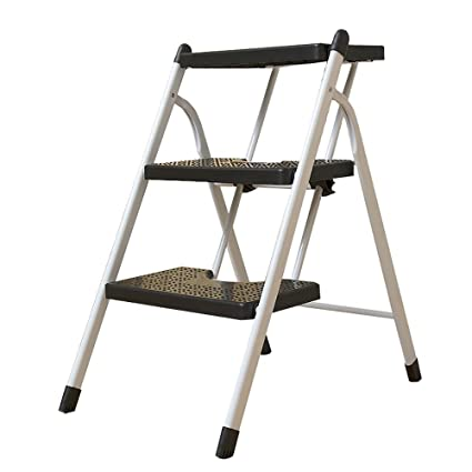 Amazon.com: XJRHB - Escalera plegable para uso en interiores ...