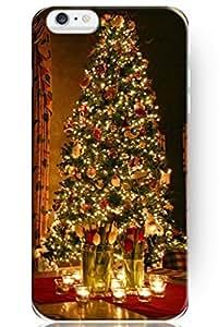 NEW Case For Samsung Galaxy S4 I9500 Fashion Design Glisten Christmas Tree Hard Cases
