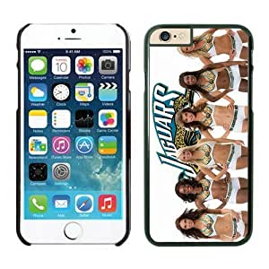 Jacksonville Jaguars iPhone 6 Plus NFL Cases 27 Black 5.5 Inches NIC12824 by kobestar