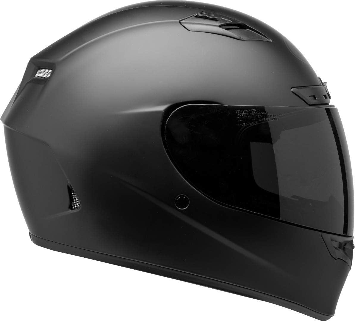 BELL Helmet qualifier dlx blackout black matt l