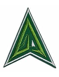 DC Comics The Green Arrow Archer ARROW Logo PATCH by Main Street 24/7