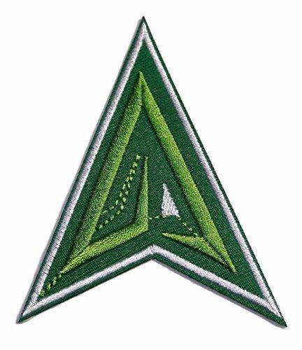 DC Comics The Green Arrow Archer ARROW Logo PATCH