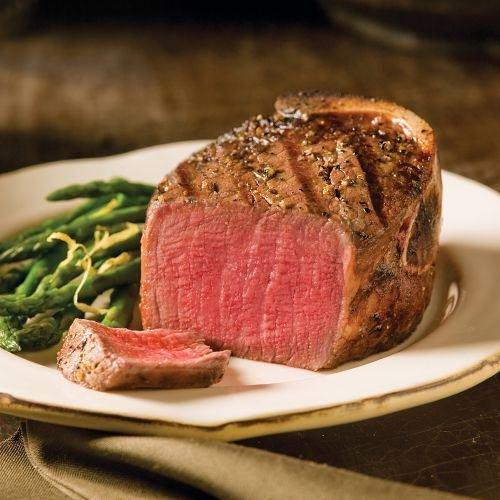 Omaha Steaks 12 (14 oz.) Private Reserve Bone-In Filet Mignon