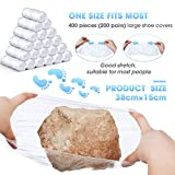 200 Pieces (100 Pairs) Disposable Shoe Cover Home