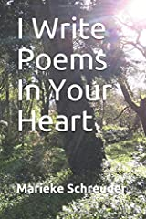 I Write Poems In Your Heart Paperback