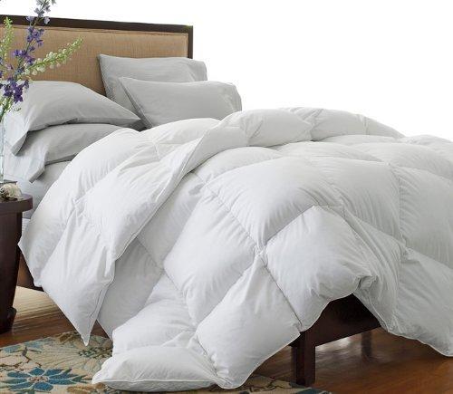 1500 THREAD COUNT Queen Size Goose Down Alternative Comforte