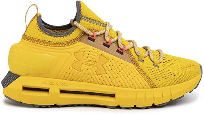 Under Armour 3023230-701, Zapatos para Correr para Hombre, Yellow, 44 EU: Amazon.es: Zapatos y complementos