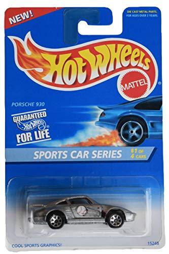 Serie de autos deportivos # 1 Porsche 930 # 404 Mint 1:64 Escala