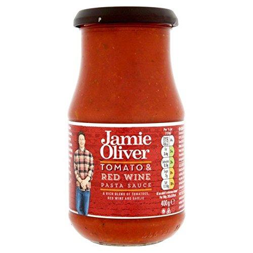 Jamie Oliver Tomato & Italian Red Wine Sauce for Bolognese - 400g