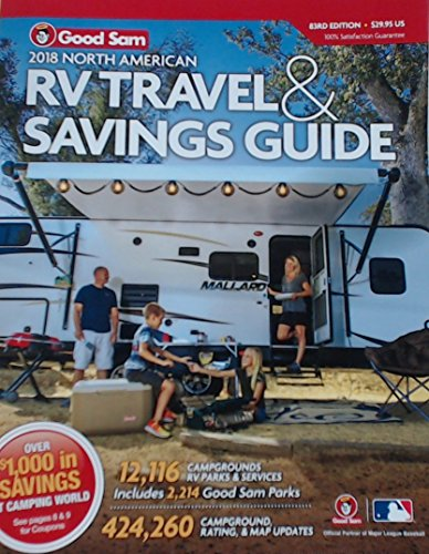 The Good Sam RV Travel & Savings Guide (Good Sams Rv Travel Guide & Campground Directory) cover