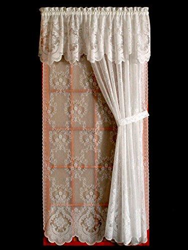 Vanessa Lace Curtain - 1