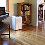 Ivation 4,500 Sq Ft Energy Star Dehumidifier, Large