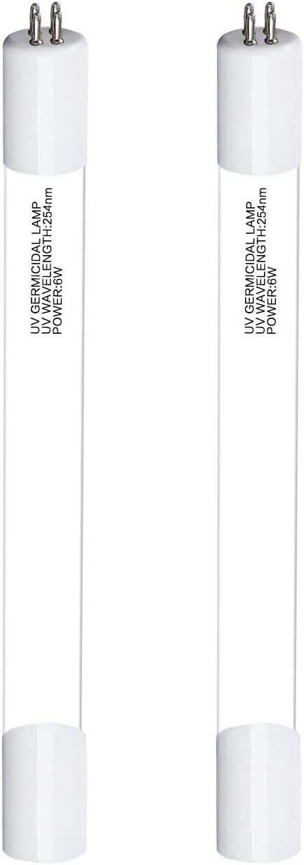 6W Uv Filter Ultraviolet für 6 Stage Revese Osmosis Ro System-0.5-1.0 Gpm