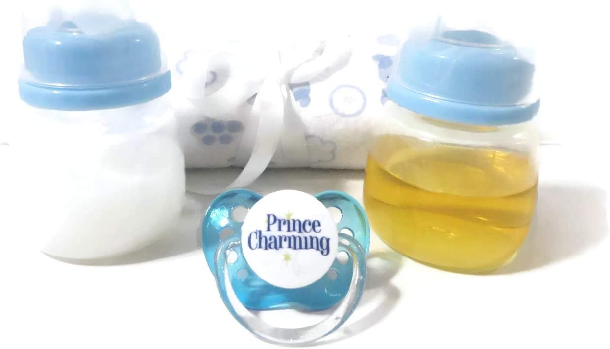 Reborn Baby Empty Feeding Bottle For Reborn Kid Doll Accessories Supplies