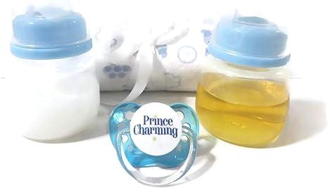 Reborn Baby Girl Bottle Prop 60ml with NO FLOW baby Teat