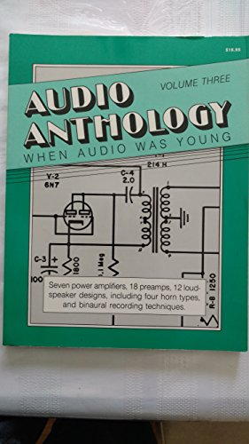 003: Audio Anthology