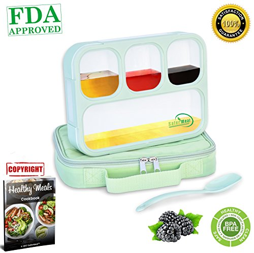 Eco Friendly Leakproof Container Airtight SaferMeal product image