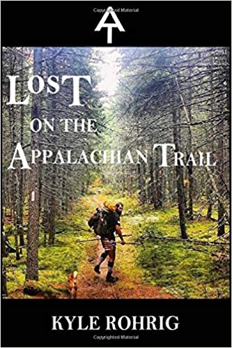 Image result for lost on the appalachian trail