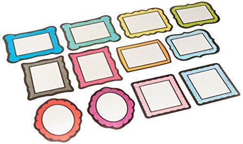 - Carson Dellosa Colorful Chalkboard Cut-Outs (120165)