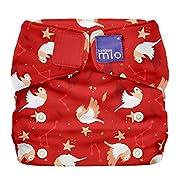 Bambino Mio, Miosolo All-In-One Cloth Diaper, Onesize, Starry Night