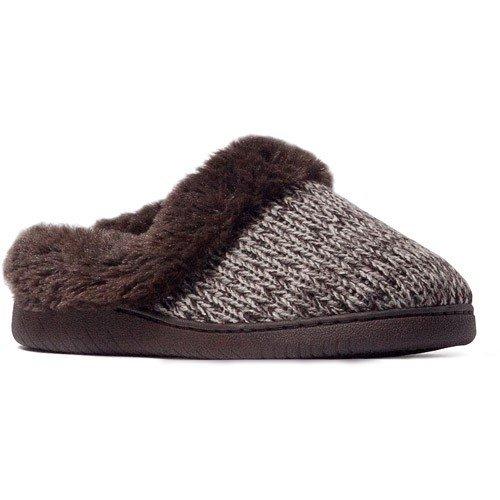 Price comparison product image Muk Luks Womens Knit Clogs Slipper TEJ