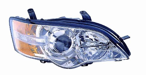 Subaru Legacy Headlight Replacement (Depo 320-1113R-AS1 Subaru Legacy Passenger Side Replacement Headlight Assembly)