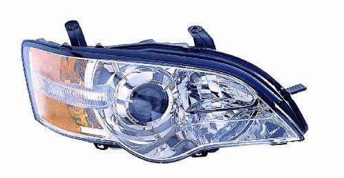 [Depo 320-1113R-AS1 Subaru Legacy Passenger Side Replacement Headlight Assembly] (Subaru Legacy Headlight Headlamp)