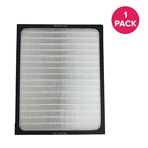 Best Price! Think Crucial 1 Air Purifier Filter Designed To Fit all Blueair Brand 200 and 300 Series...