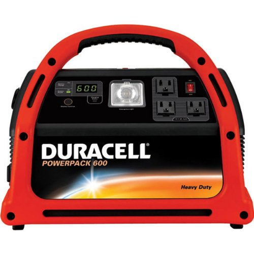 Duracell 600-Watt Powerpack 600 Power Inverter Review