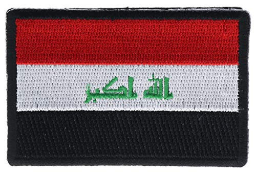 Iraq Country Flag 3