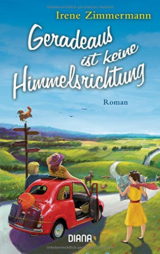 Irene Zimmermann: Geradeaus ist keine Himmelsrichtung