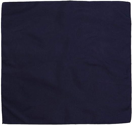 Keahup Bufanda, pañuelo de Cabeza de algodón, Cuadrado, Absorbente de Sudor, Deportivo, para Montar a Caballo, Toalla 4#: Amazon.es: Hogar
