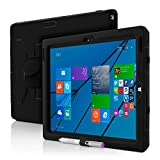 Incipio Microsoft Surface Pro 3 Case,[Multi-Layered][Ultra Rugged] Capture Case for Microsoft Surface Pro 3 - Black