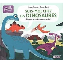 Suis-moi chez les dinosaures