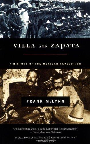 Villa and Zapata: A CV of the Mexican Revolution